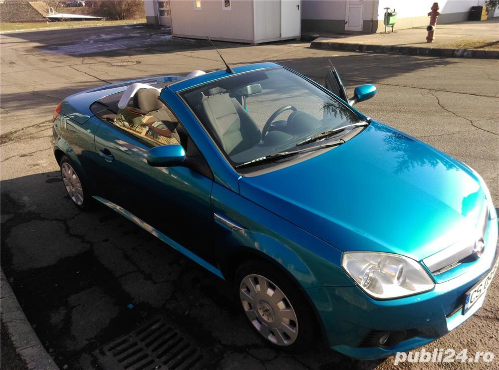 Opel Tigra Twin Top Cabrio 2005