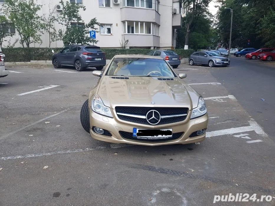 Mercedes-benz Clasa SL sl 350