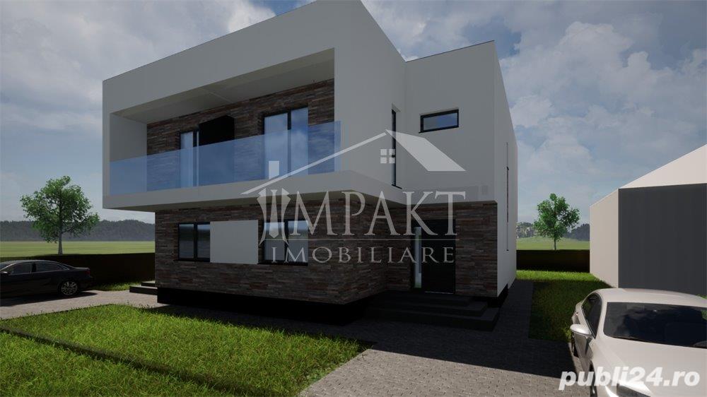 Duplex de vanzare cu 4 camere in Floresti, zona Raiffeisen Bank!