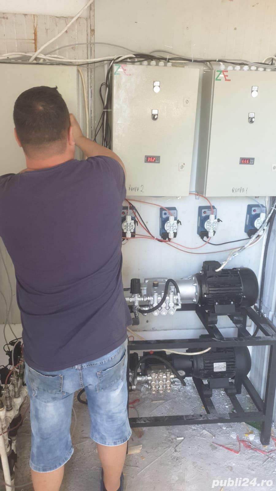 Spalatorie auto self service