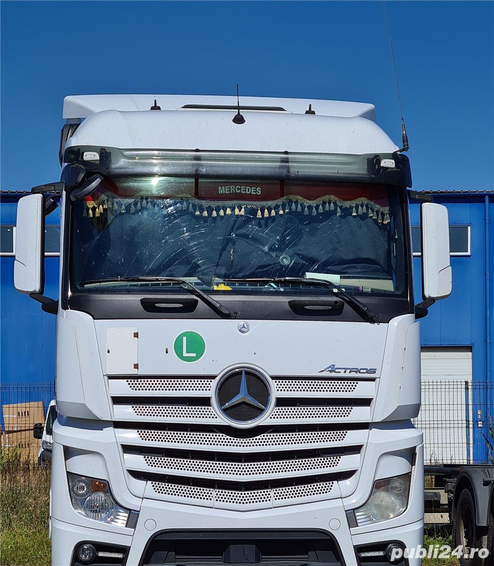 Angajez sofer camion C+E - transport extern