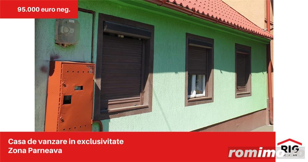 Casa de vanzare in exclusivitate in zona Parneava