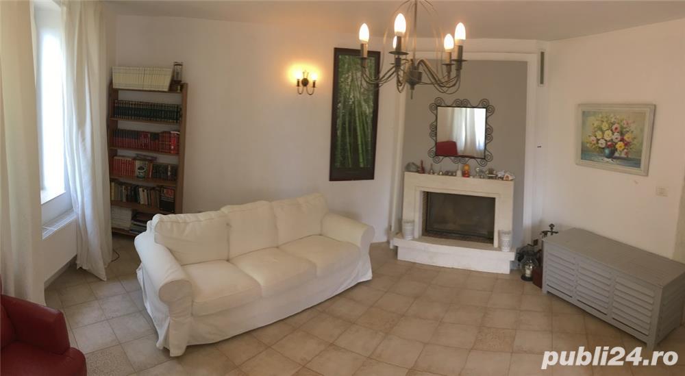 Casa de vânzare Timiș, in stil provençal, 9 km langa timisoara 4 cam + căsuța anexa, teren 1500mp 22