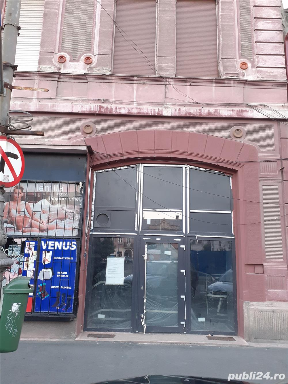 Proprietar Vand Spatiu Comercial In Centru Arad