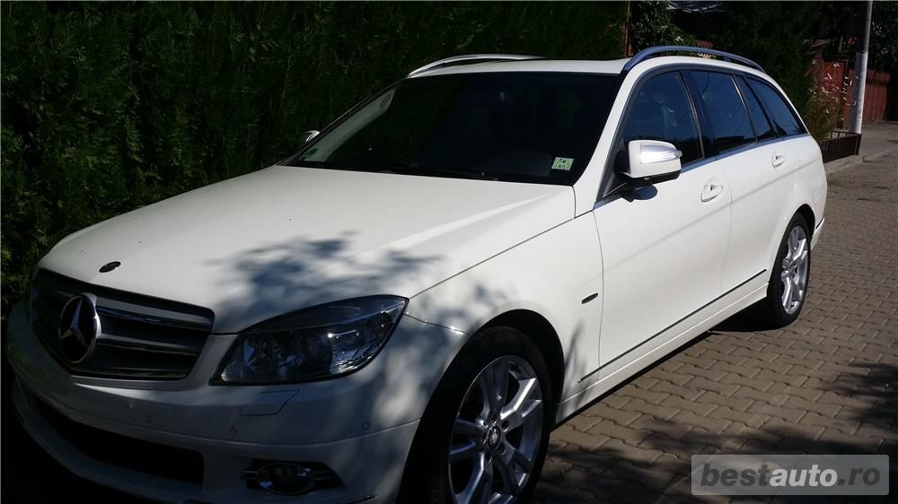 Mercedes-Benz  C 220 RAR efectuat-recent inmatriculata