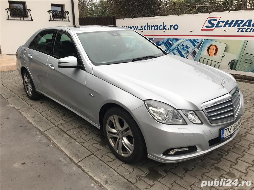 Mercedes-Benz Clasa E 200