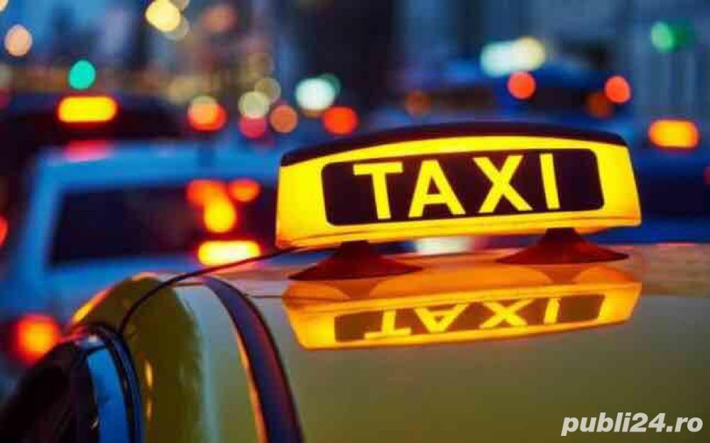 Angajez șofer taxi !