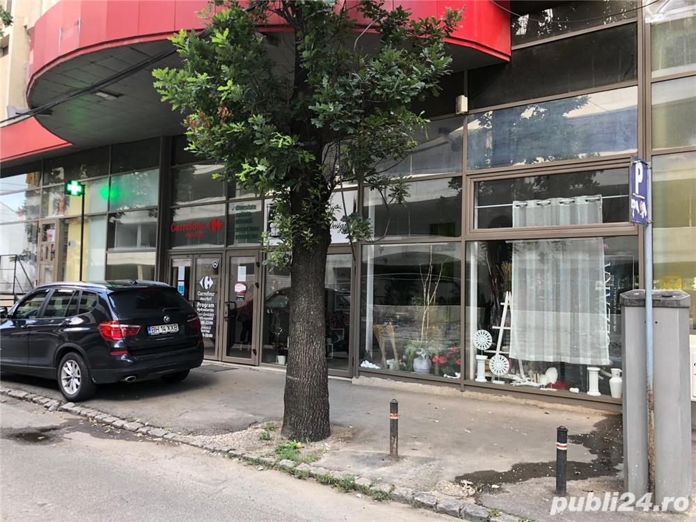 Sapient/ Spatiu comercial stradal_ Crisul center