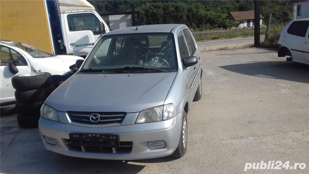 Dezmembrez Mazda Demio 1.3 i 63 cp an 2000 !