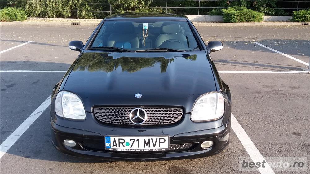 Mercedes-benz Clasa SLK slk 200
