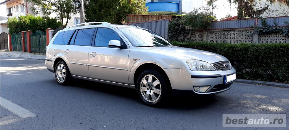 Ford Mondeo Break *9.2003*2.0 16v GPL 146 CP*Euro4*Inm RO*