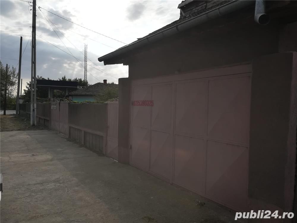 Vand casa /schimb in Corabia,jud Olt