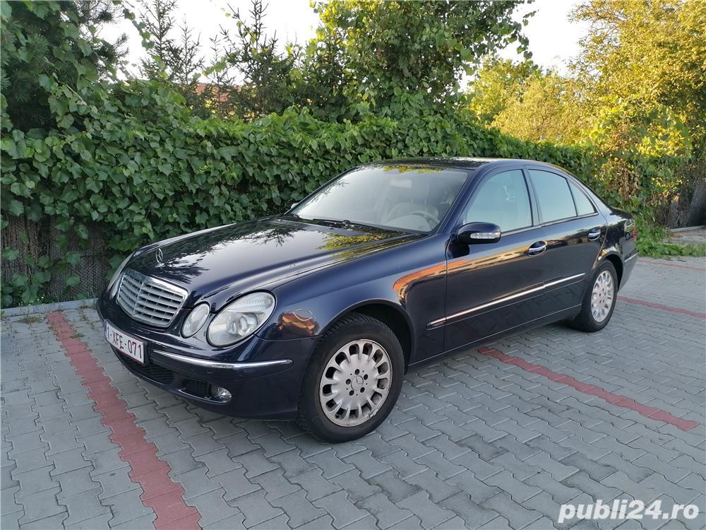 Mercedes-benz Clasa E E 280 ( mașină folosită de o ambasada în Bruxelles)