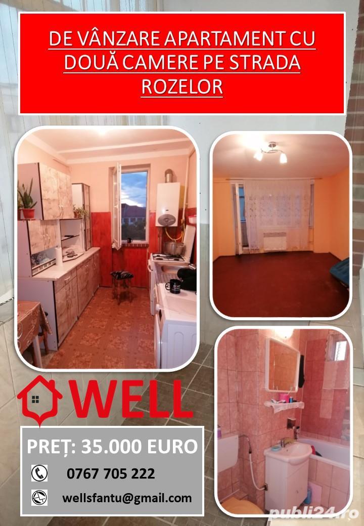 Apartament cu doua camere in Targu Secuiesc!