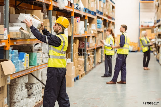 Warehouse operativ Anglia - cu plecari imediate
