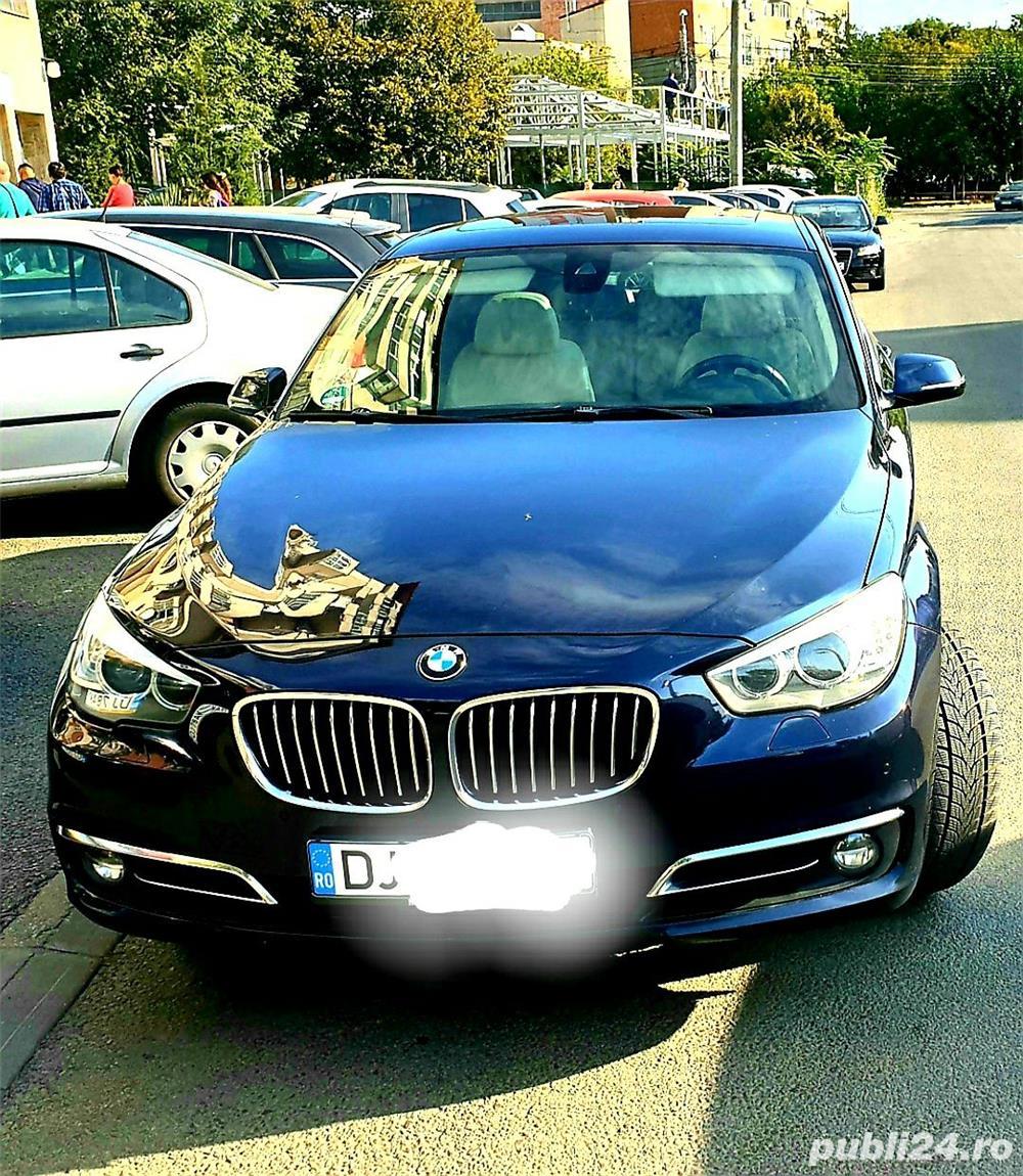BMW SERIA 5GT/535i /X DRIVE/ LUXURY/EURO 6 /FABRICATIE 07/2014