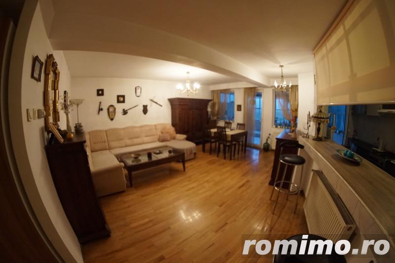 Apartament 4 camere , 120mp semicentral zona Horea in imobil cu 3 apartamente