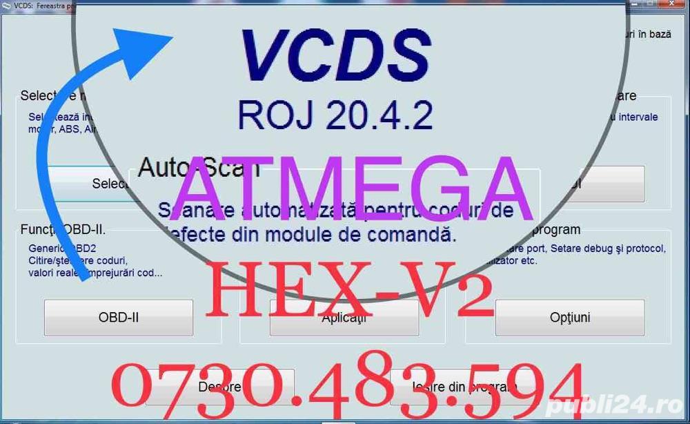 Vcds PRO 20.4.2 Tester Full Chip Audi Skoda Seat Vw Diagoza Auto 2020