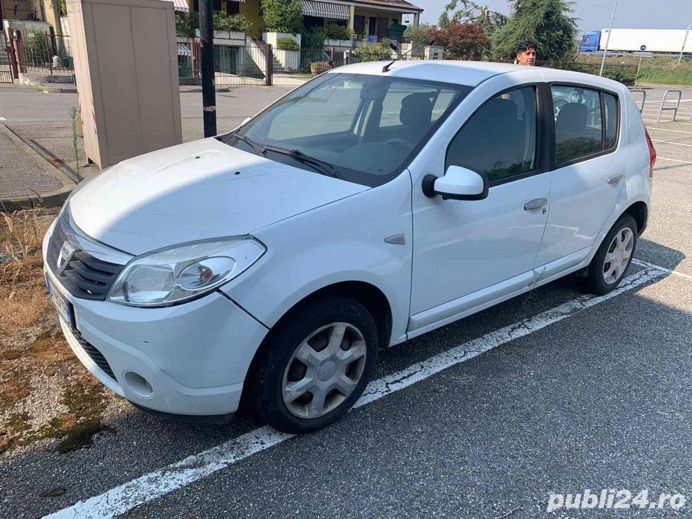 Dacia Sandero 1.4 GPL 2010 Aer conditionat
