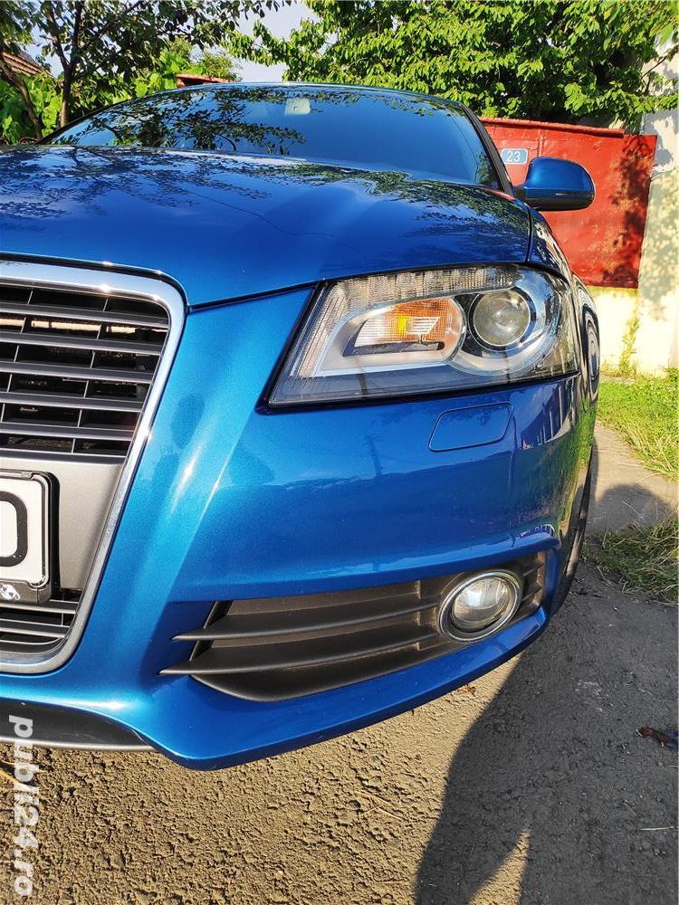 Audi A3 2.0 TDI S-line Sportpaket 170hp