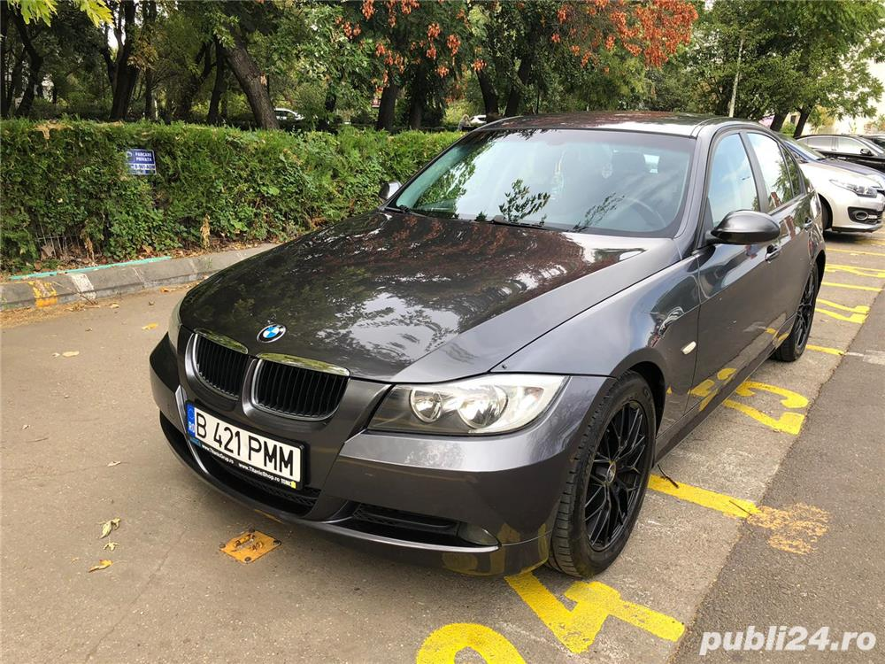 BMW 3 Series 320d - Diesel - Manual