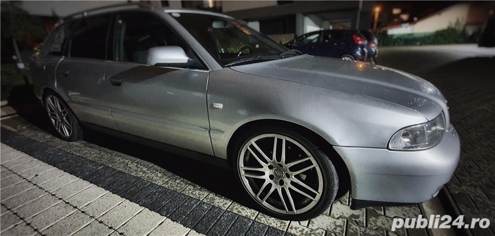 Audi A4 1.8T modificat stage 2