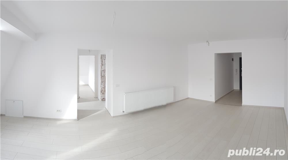 Vând apartament cu trei camere