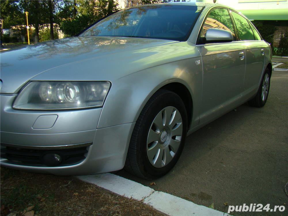 Audi A6/An fabricatie 2005/motor 2.0 TDI/Putere 103 kw