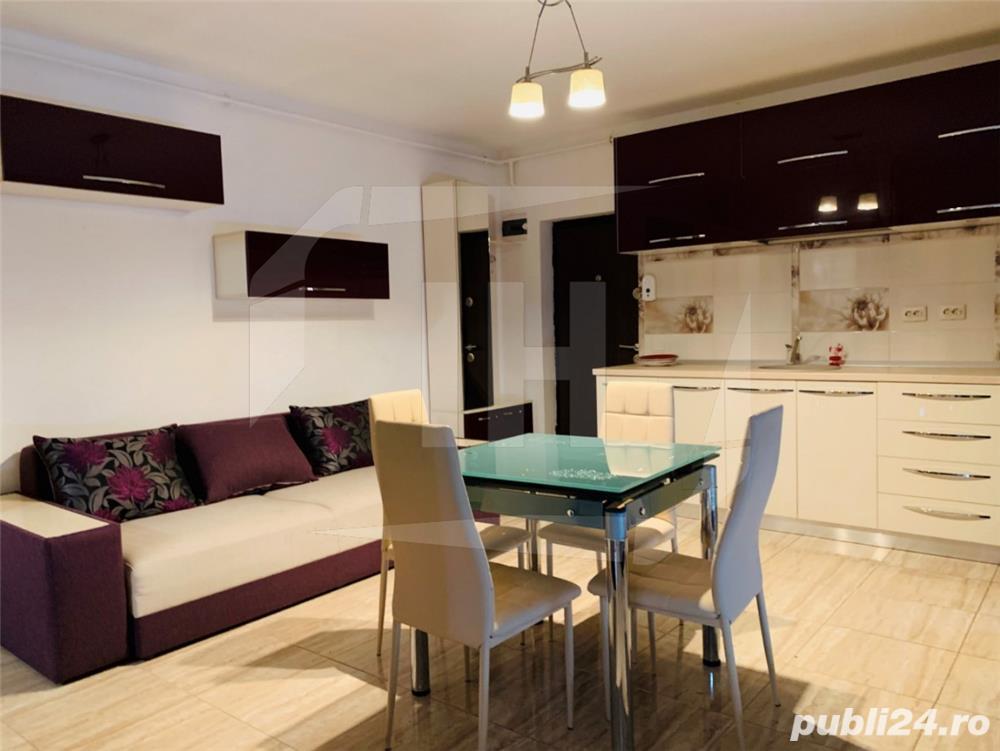 Apartament 3 camere, modern, terasa, gradina, parcare, zona Calea Turzii