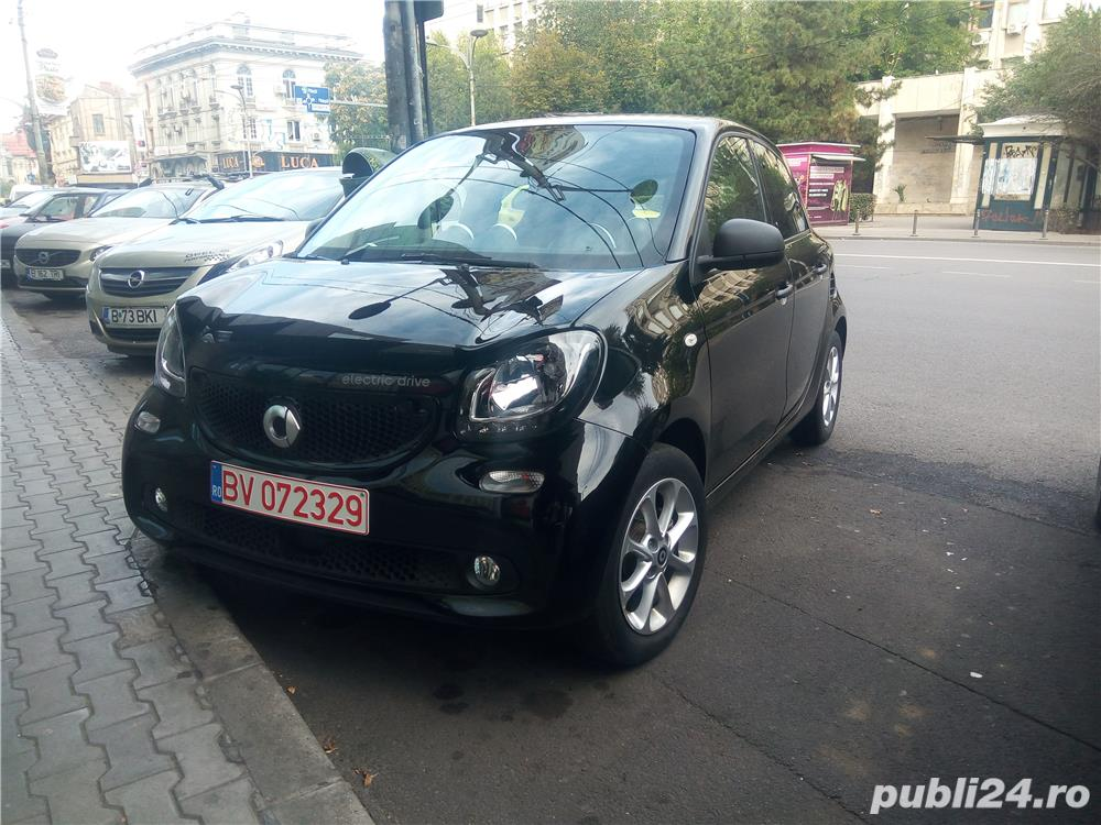Smart forfour  INMATRICULATA