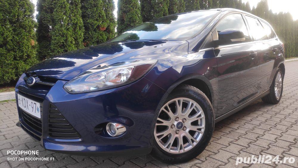 Ford Focus 1.6 tdci/titanium/euro 5/,2012