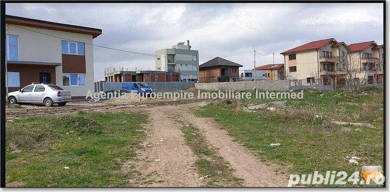 Teren de vanzare in Constanta zona Tomis Nord