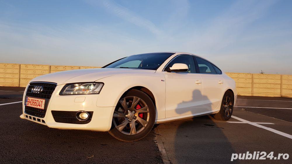 Audi A5, 2.0 TFSI, Sportback, 211 CP, Sline 10900 euro