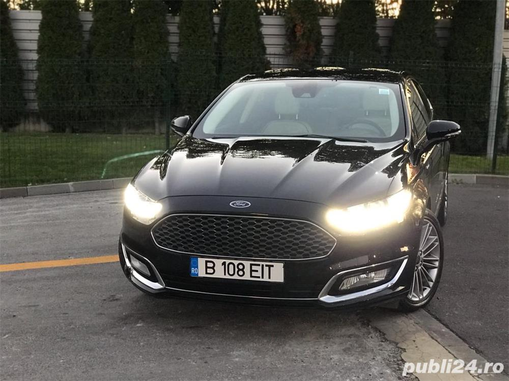 Ford Mondeo Vignale Hibryd 2.0