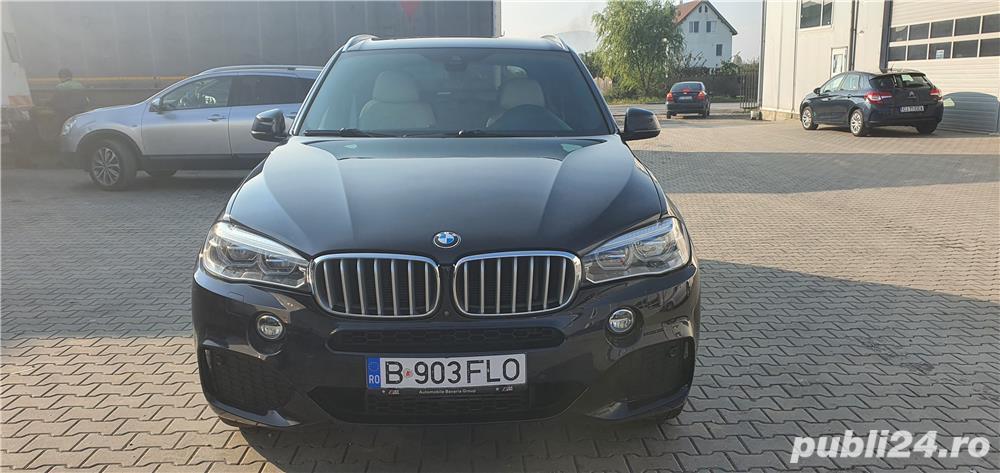 BMW X5 Pachet M xDrive 40d 313CP