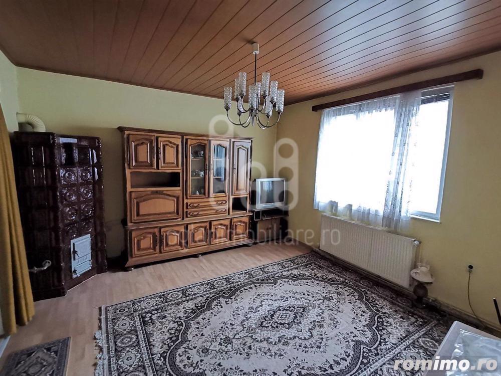 Casa 2 camere + teren 170 mp la pret de de apartament! - Calea Turnisorului