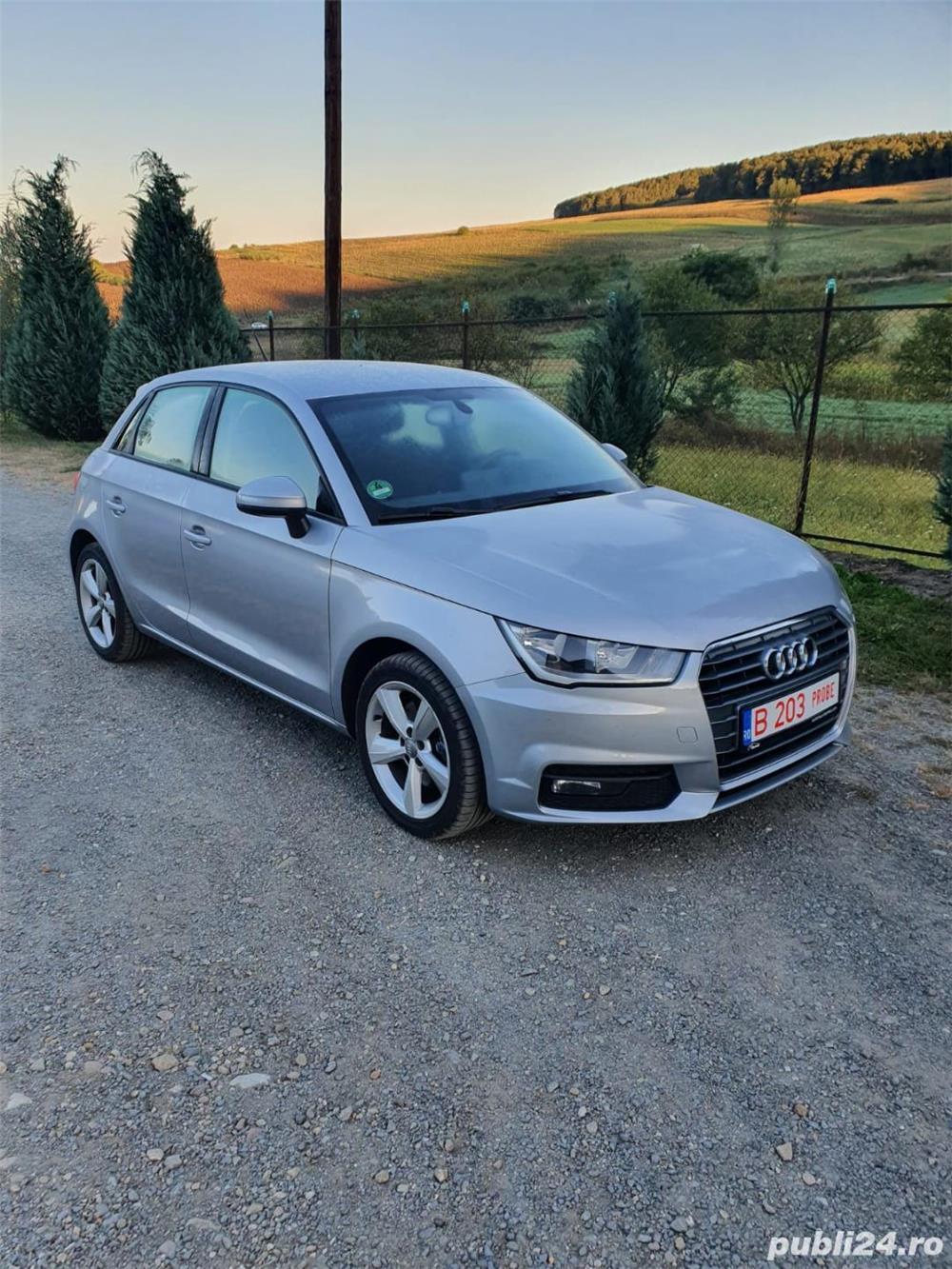Audi A1 9800 euro