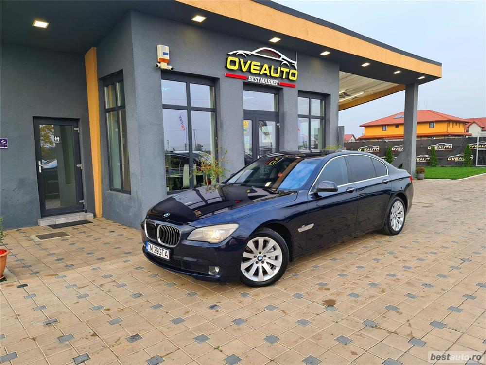 BMW SERIA 730D ~ EURO 5 ~ LIVRARE GRATUITA/Garantie/Finantare/Buy Back