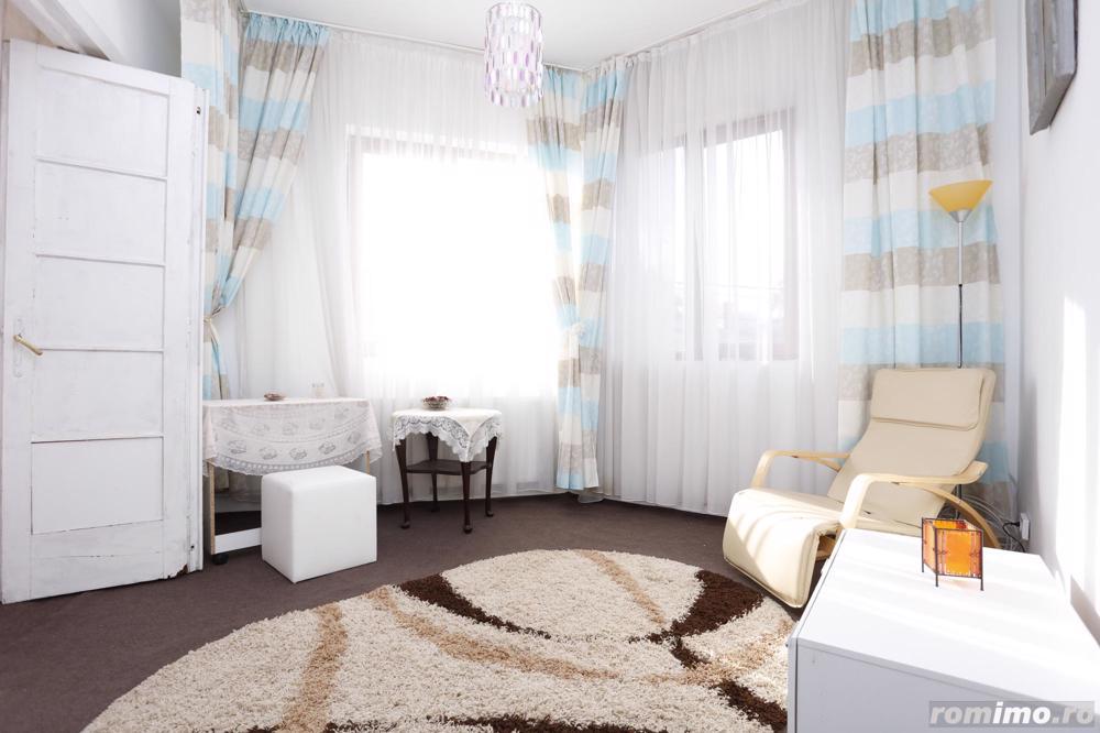 Apartament Boem 3 camere Mobilat Utilat, Gradina Icoanei