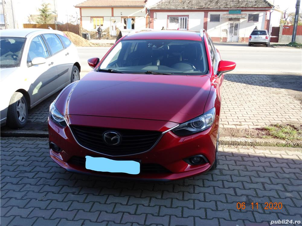 Mazda 6 Kombi Revolution Top