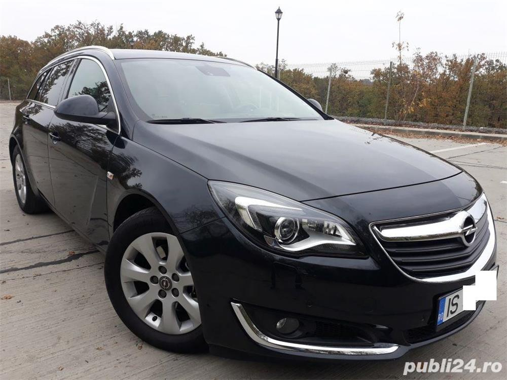 Opel Insignia Cosmo+ (EXTRA FULL), 2.0 CDTI, 170 CP, recent înmatriculat RO !