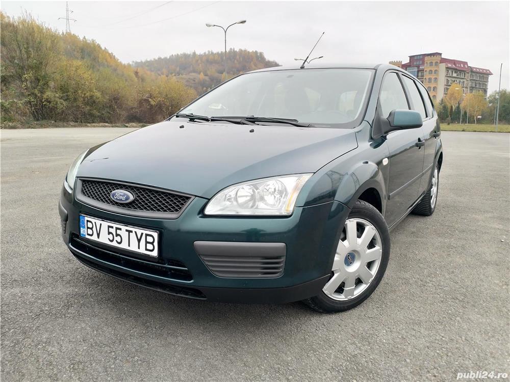 Ford focus 2006  1.8  Euro 4, distributie-filtre-ulei schimbate, inmatriculat 18.03.20