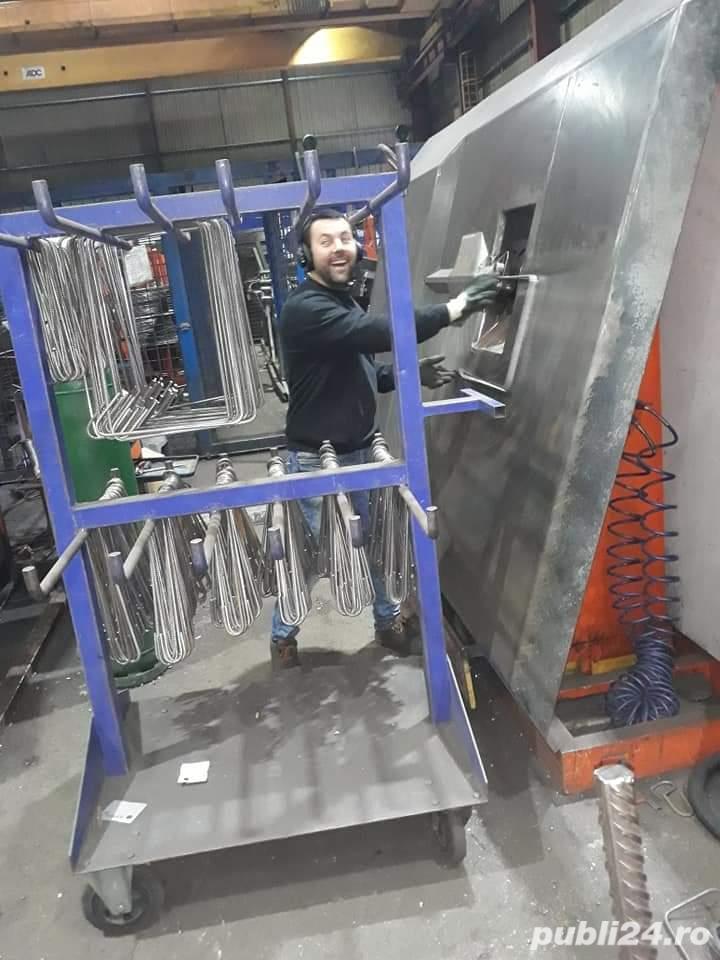 Operatori masini de fasonat MEP/SCHNELL