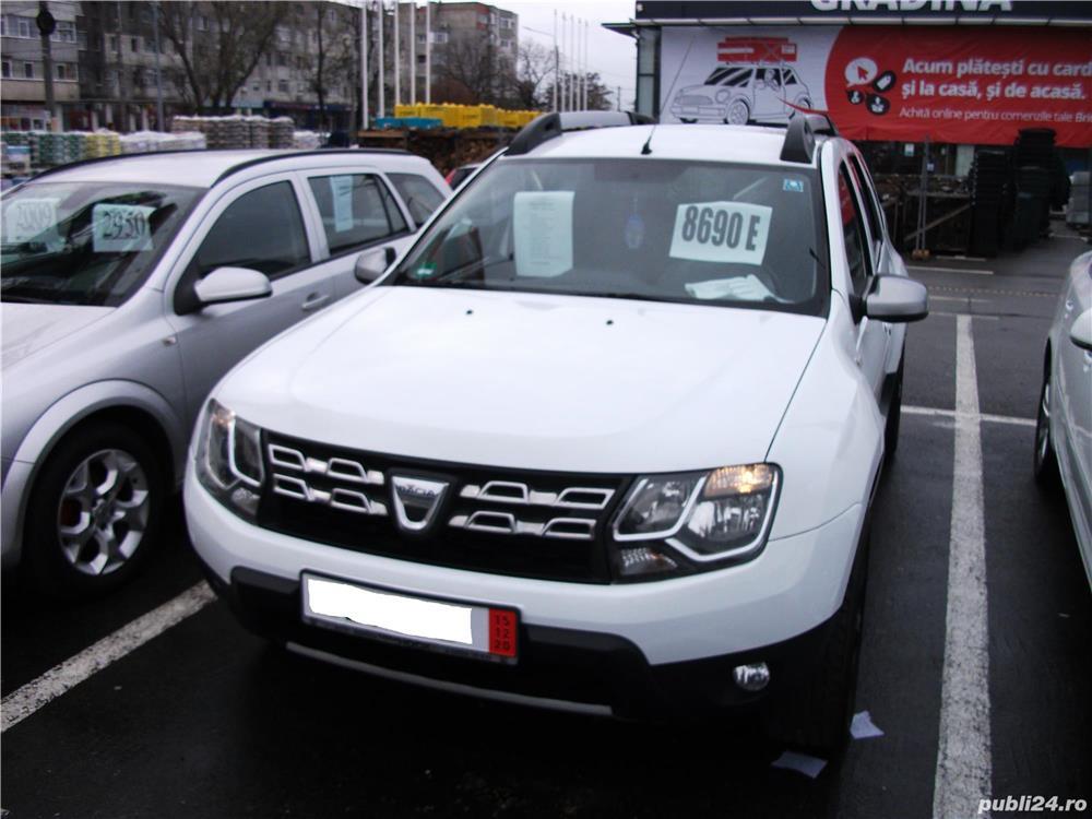 Dacia Duster 2014 - 1.5 diesel