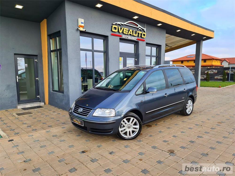 VW SHARAN FREESTYLE   7 LOCURI   WEBASTO   XENON   LIVRARE GRATUITA/Garantie/Finantare/Buy Back