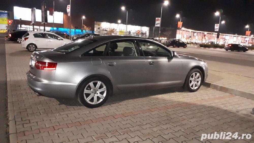 Audi A6 C6 face lift 2010