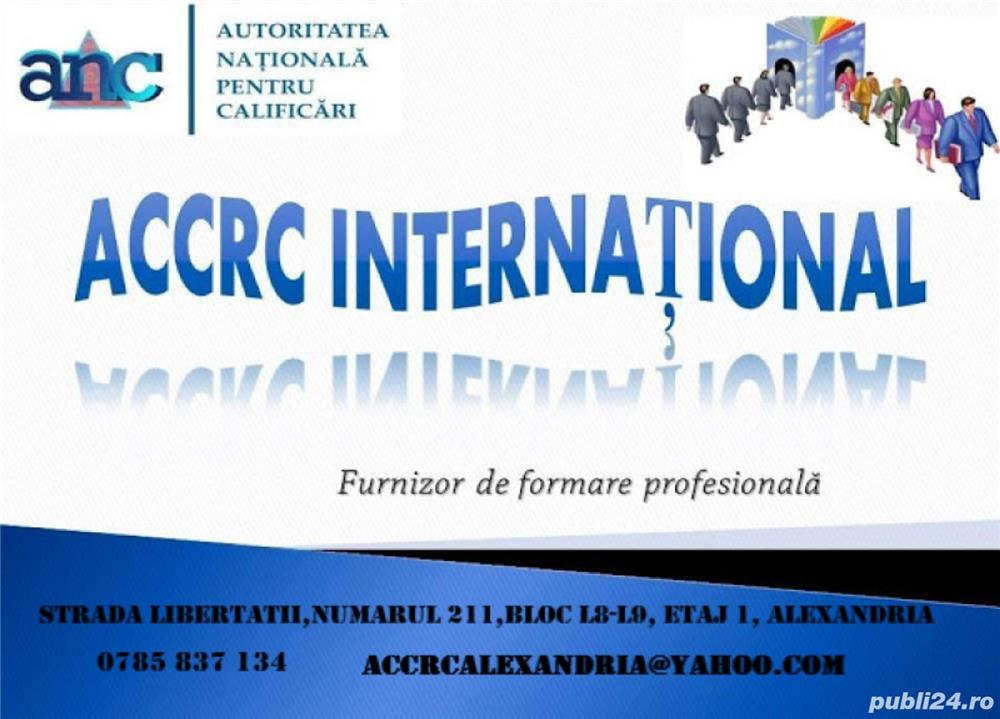 ACCRC International - Formator