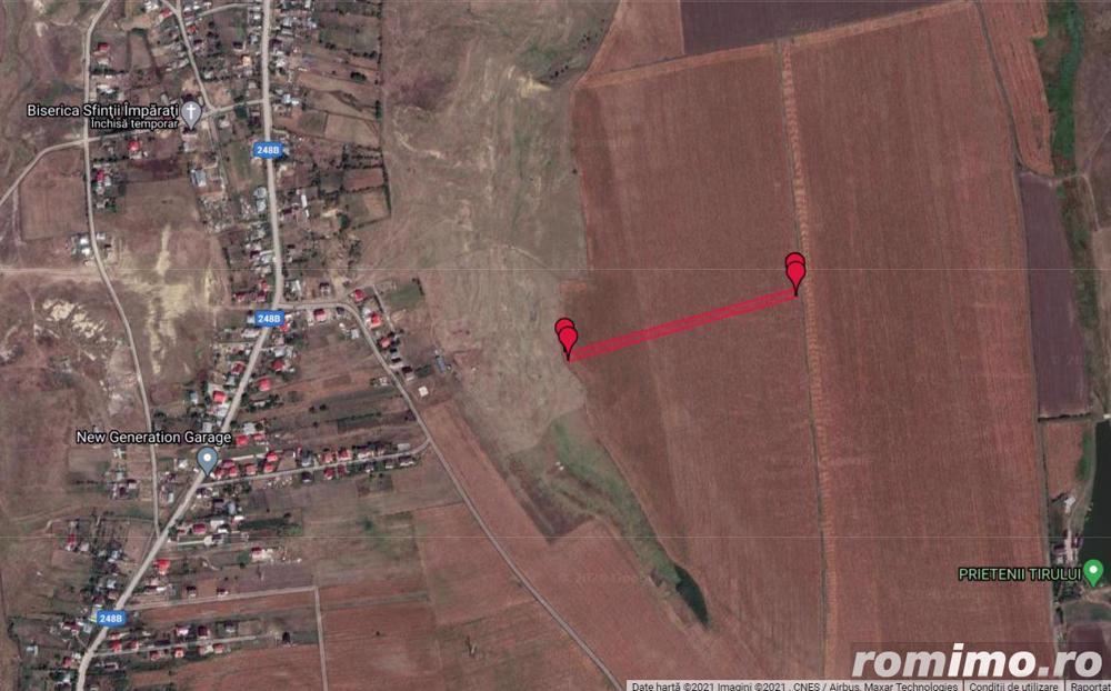 Teren arabil 4.900 mp sat Letcani jud. Iasi ID 7171