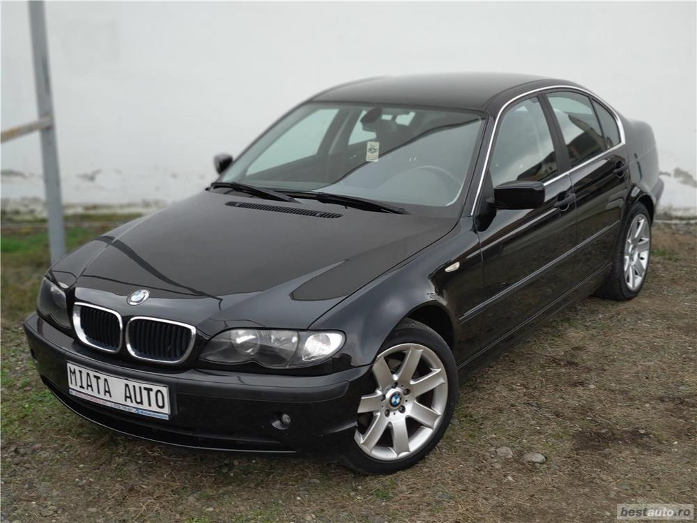 BMW Seria 3 320d E46 2003 2.0 Diesel 150 CP HighLine Rate Garantie Livrare