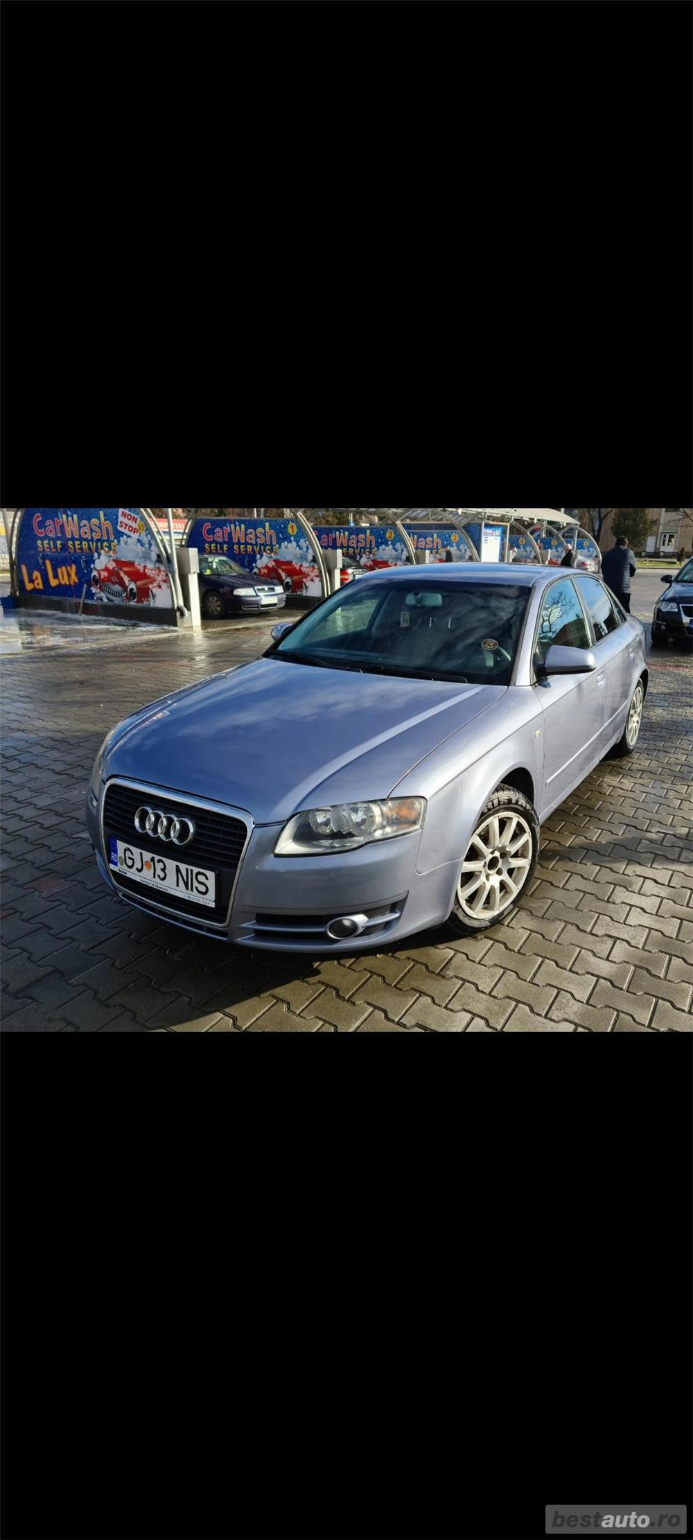 Audi A4 B7 1,9 tdi 116cp